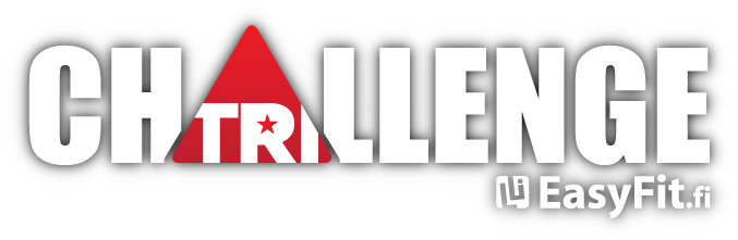 EasyFit TRI Challenge logo